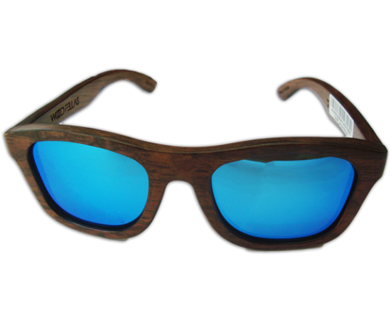 Wood Fellas Polarized 10499 Blue